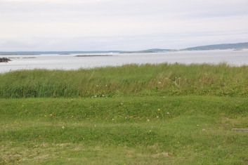 These unremarkable-seeming sod mounds hold the evidence of the Viking encampment.
